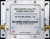 Power Amplifiers - Kuhne Electronic Amateur Radio Shop
