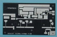 PCB no  56 - 10 GHz Converter - Kuhne Electronic Amateur